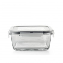 Opbevaringsboks, Glas, 700 ml.
