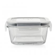 Opbevaringsboks, Glas, 400 ml.