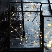 Lyskæde, Knirke, 40 lys