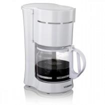 Kaffemaskine, Round, Hvid