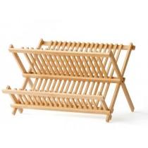 Opvaskestativ, Bambus