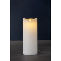Hvidt Lys, Sara Exclusive, Ø:10, Størst