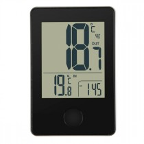 Termometer, Inde og ude
