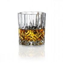 Retro Whiskyglas, 4 stk.