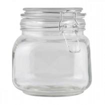 Glasbeholder, 0,75 L.