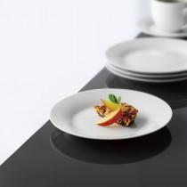 Hvid Tallerken, Frokost, 6 stk.