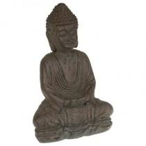 Buddha, Siddende, 28 Cm