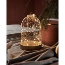 Lysdekoration, Bianca Dome Guld