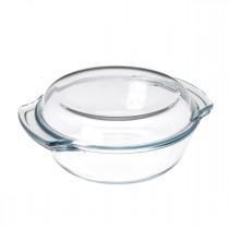 Ovnfast glasfad, 2,4 L.
