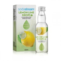 Sodastream, Frugtdråber, Lemon/Lime