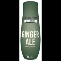Sodastream ekstrakt, Ginger ale
