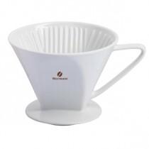 Kaffetragt, Porcelæn