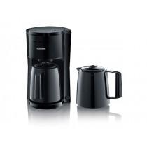 Kaffemaskine med 2 Termokander