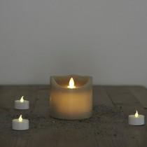 LED-lys, Sara Ash, Ø 10 x H 9 Cm