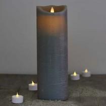 LED-Lys, Sara Ash, Ø10 Cm - H30 Cm