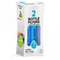 Refiller, Filterflaske, Blå