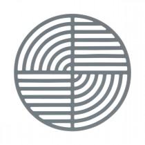 Bordskåner, Zone-Cirkel, Grå
